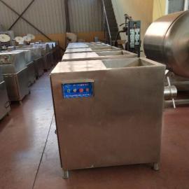 冻肉绞肉机与冻肉切丁机切出来的肉有何区别、烤肠用哪个好