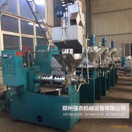 125型螺旋榨油机Z大型螺旋榨油机-商用螺旋榨油机