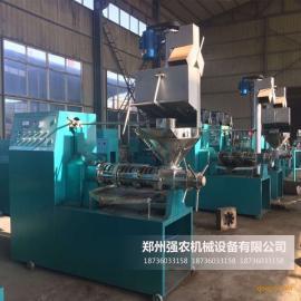 100型螺旋榨油机-油坊专用螺旋榨油机-小油坊螺旋榨油机