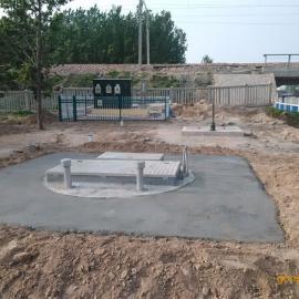 厂家直销地埋式预制泵站-崇鹏十年老品牌