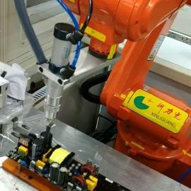 点胶机器人 涂胶机器人 全自动点胶机器人 工业机器人厂家
