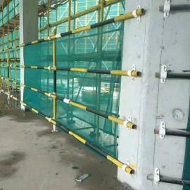 基坑临边防护栏杆连接件