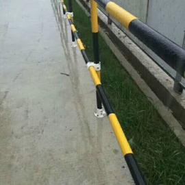 建筑工地防护栏连接件