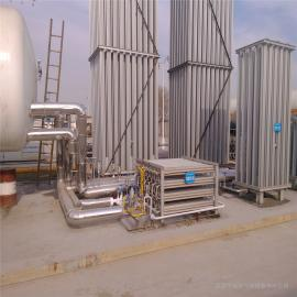 LNG储罐空温式汽化器 锅炉储存液化天然气气化器 蒸汽式汽化器