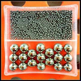 厂家直销3.175mm碳钢球 G200精密碳钢珠滚珠