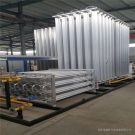 LNG换热器气化器卸车增压器 储罐增压器 LNG槽车卸车增压器