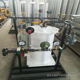 lng汽化撬 燃气锅炉配套燃气调压撬 LNG调压门站 煤改气点供设备