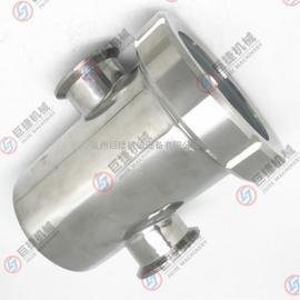 304白口铁气体阻断器 气体阻断装配 卫生级防倒灌地漏