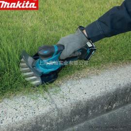 牧田makita剪草机UM600DSAE小型家用割草机12V锂电充电式剪草机