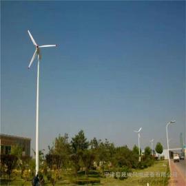 防雷500W小型风力发电机户外500瓦24V整套系统