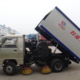 东风多利卡5吨扫地车