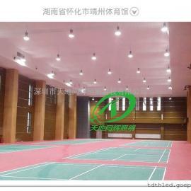 学校室内篮球场馆不刺眼照明灯具