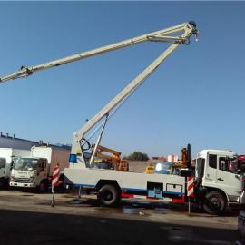16米CNG高空作业车