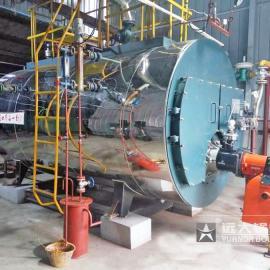 4吨燃天然气蒸汽锅炉医院用