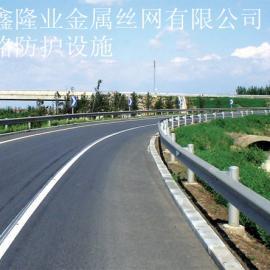 公路波形护栏板 波形梁钢护栏板 防撞护栏板