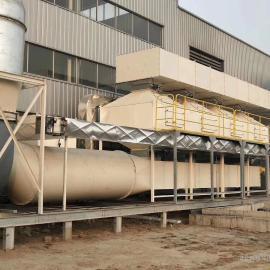 印刷废气处理10000风量催化燃烧设备多少钱