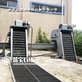 市政污水厂预处理回旋式格栅除污机蓝宝石生产
