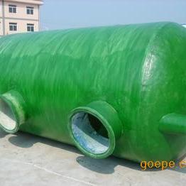 玻璃钢缠绕化粪池SMC厂家