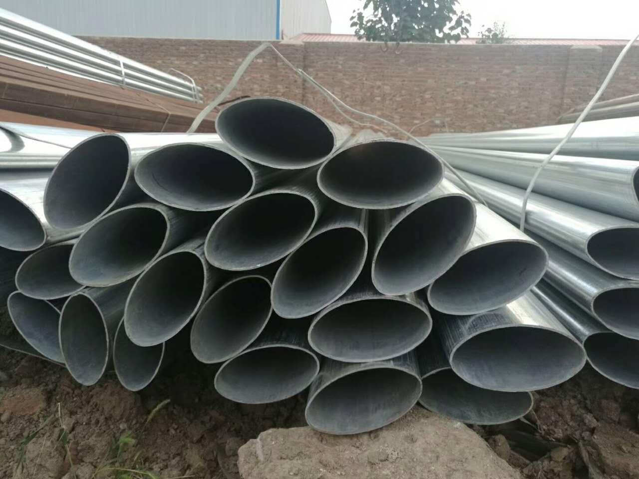 平椭圆钢管-正椭圆钢管-尖椭圆钢管
