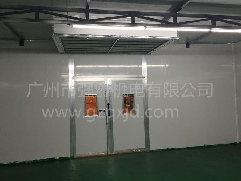 广州强鑫专业家具烤漆房,质量好,价格低!