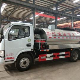 东风4吨沥青洒布车养护机械批发