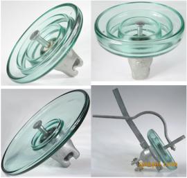 悬式玻璃绝缘子U70C/200地线型