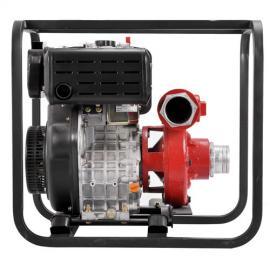 伊藤汉萨柴油4寸高压水泵