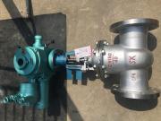 SMZ941HX-40P矿用防爆电动闸阀