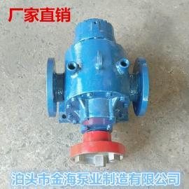泊头金海泵业LC罗茨转子泵糖稀泵高粘度泵罗茨稠油泵树脂泵