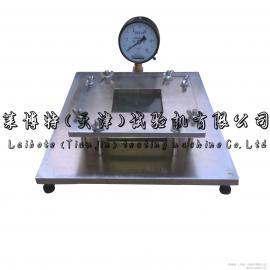真空穿透试验装置_压力表范围_防水卷材真空穿透