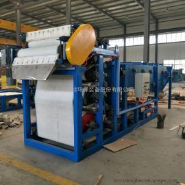 洗沙污泥脱水机中科贝特 带式污泥浓缩脱水一体机供应商