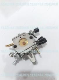 斯蒂尔FS120化油器配件 STIHL新款老款化油器割灌机割草机化油器