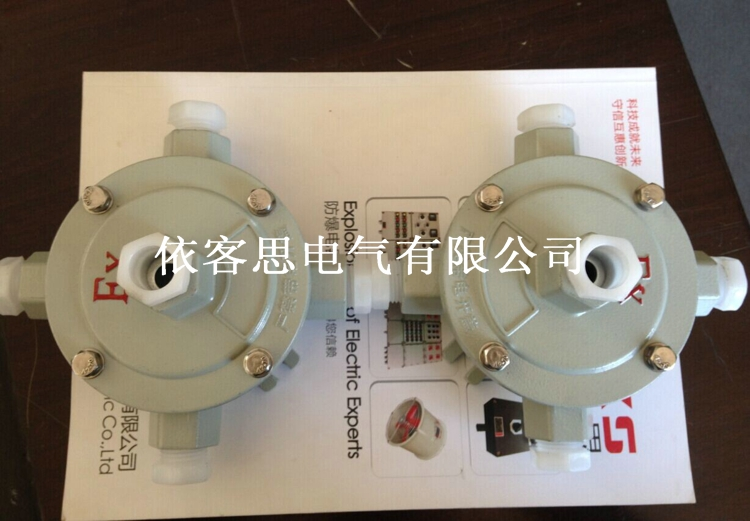 BHD51-H-G3/4三通吊防爆接线盒铝合金防爆吊灯盒