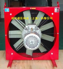 剑邑替代HYDAC贺德克OK-EL8S全系列液压风冷却器