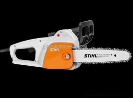 斯蒂尔MSE141 C电锯 斯蒂尔电链锯 充电式电锯 伐木电锯
