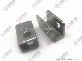 机械配件不锈钢人孔配件 过滤器配件 304冲压底座 不锈钢底座