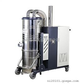 威德尔自吹式工业吸尘器7.5KW水泥厂专用吸尘机吸水泥灰尘