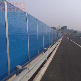 道路隔音墙隔音屏障施工技术选择双标