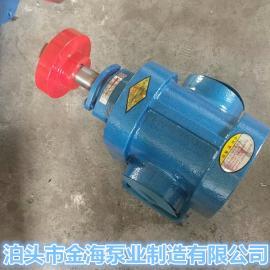 供应2CY齿轮泵船用泵润滑油输送泵皂液泵金海泵业厂家直销