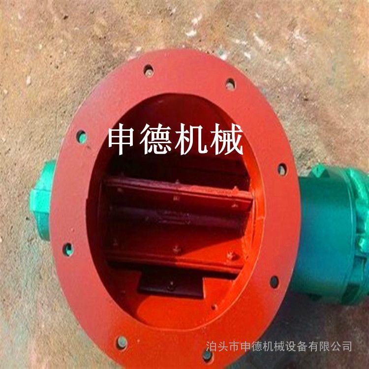 厂家星型卸料器 圆形铸铁卸灰阀 YJD系列系列装置