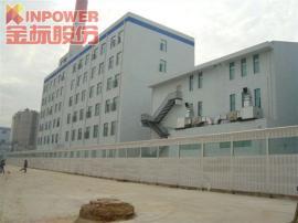 工厂机器设备隔音墙特点及结构