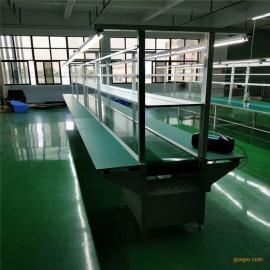 自动流水线 装配流水线 铝型材流水线 双皮带流水线 厂家供应