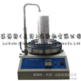 土工布透水性测定仪_土工布水流量_国标恒水头法