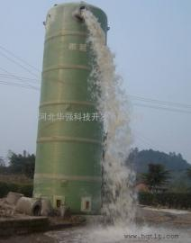玻璃钢提升泵站