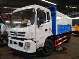 清运含水污泥容积12立方污泥运输车报价