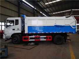 东正炎帝牌15吨污泥运输车