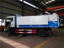全密闭滴水不漏清运含水污泥15方污泥运输车
