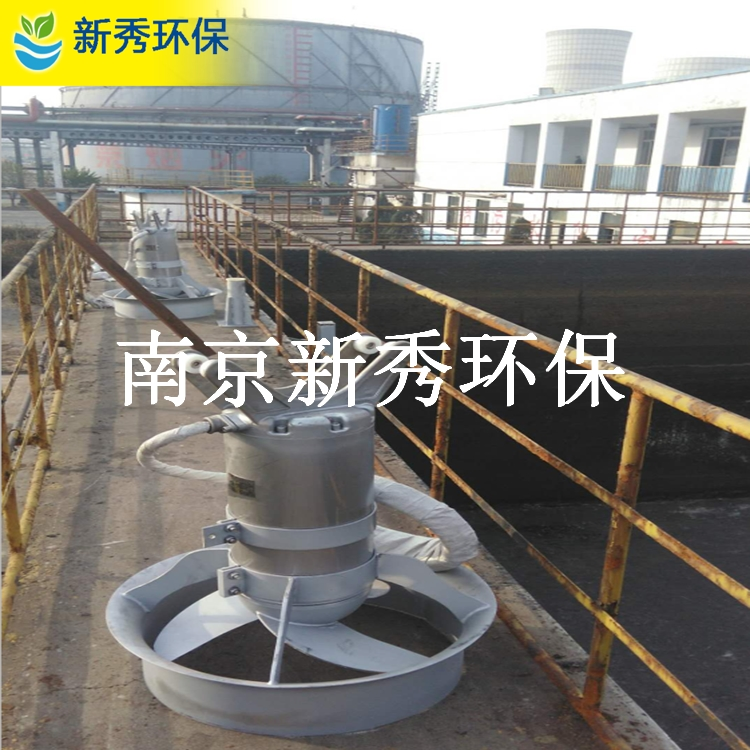 QJB2.2/8-320/3-740 潜水搅拌机