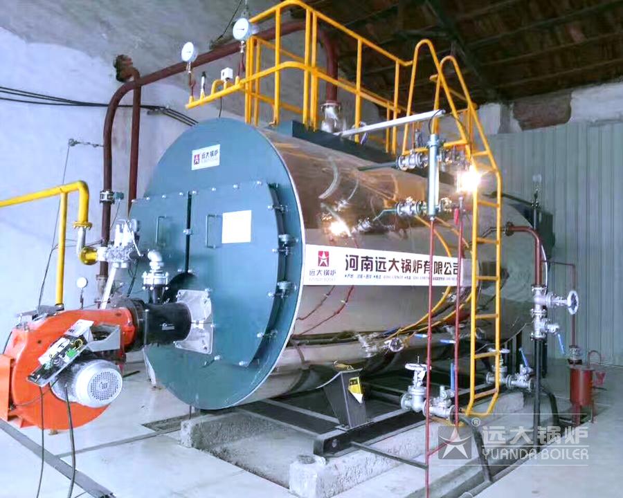 WNS系列燃气锅炉,6吨锅炉厂
