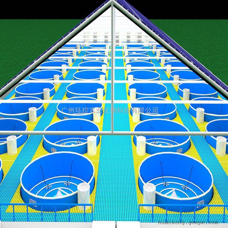 自建循环水养殖系统 专业工厂化循环水养殖系统设计制造安装   1.